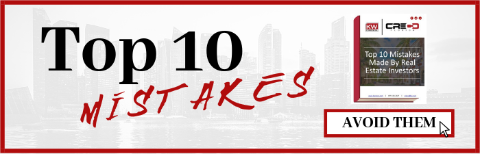 Top 10 Mistakes Made by Real Estate Investors | Keller Williams Commercial Real Estate of Florida